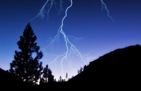 Den Sturm Wetter