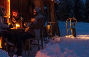 Música e som de inverno